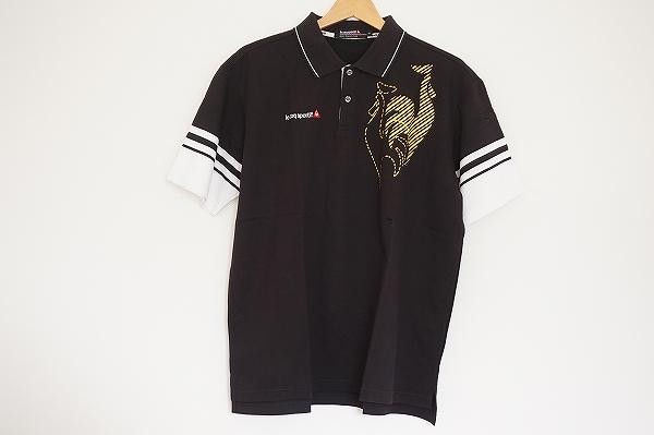 ルコック 半袖ポロシャツ