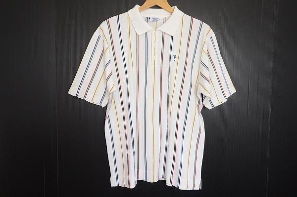 フクゾー 半袖コットンポロシャツ