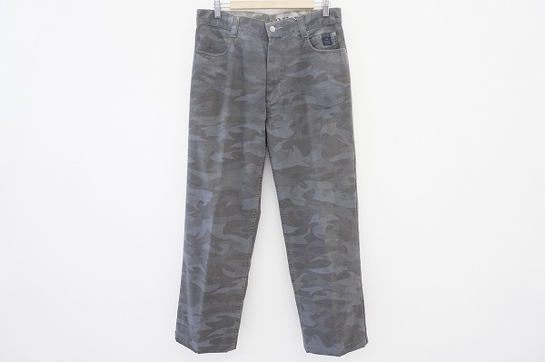 ハーレーダビッドソン 迷彩柄パンツ