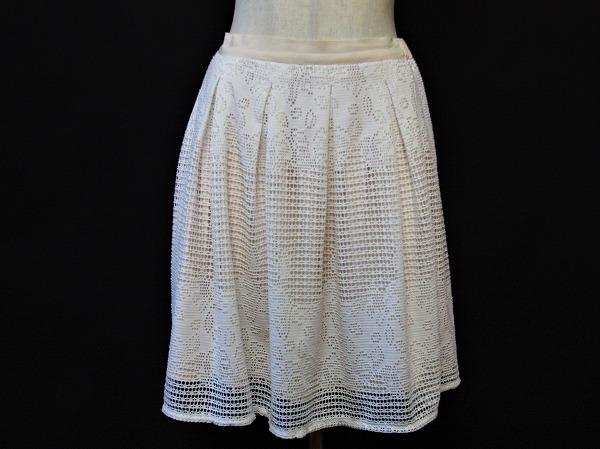 ビームスライツ スカート