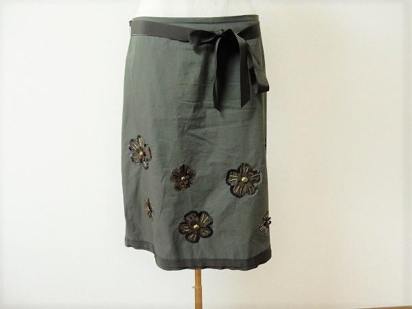 デュアルヴュー スパンコールスカート