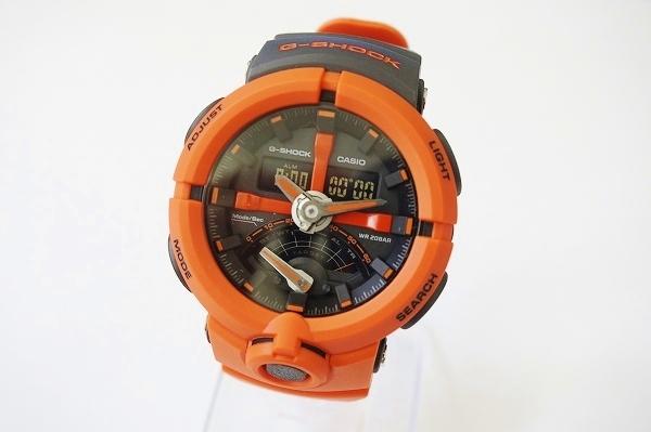 ジーショック クォーツ腕時計