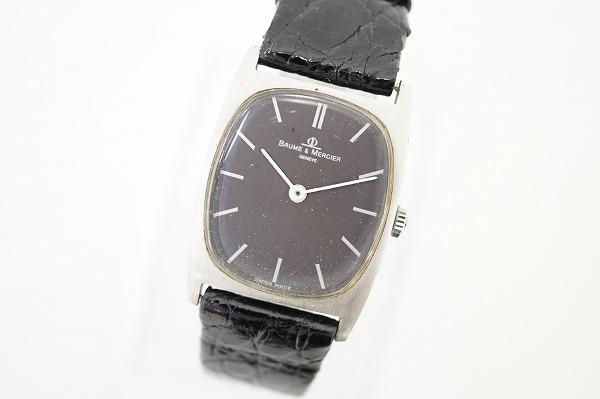 ボーム&メルシエ 17石BM17001手巻き腕時計