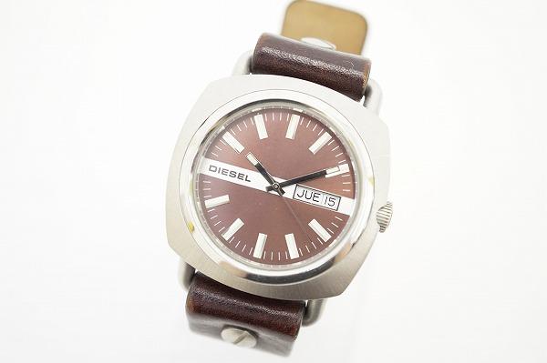 ディーゼル ONLYTHEBRAVEDZ-2128腕時計