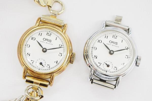 オリス アンチショックSS腕時計2点セット