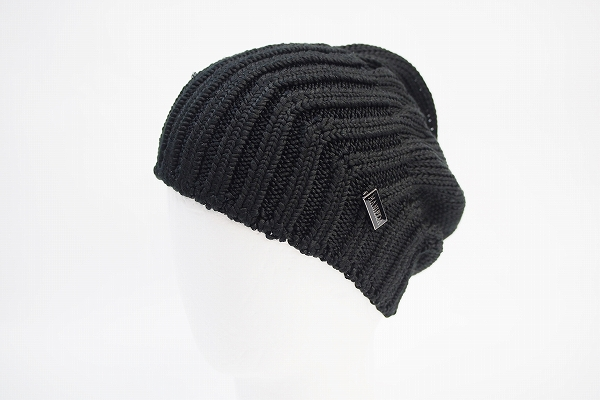 マニエラ シルクニット帽