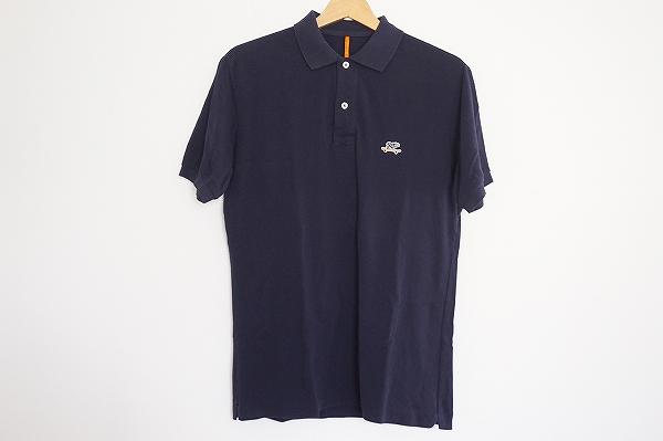 サイベーシック コットン半袖ポロシャツ