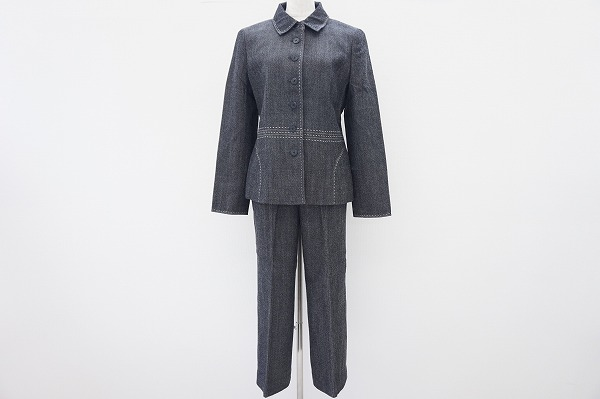 レリアン パンツスーツ