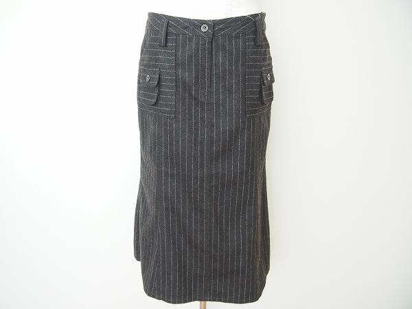 イタリヤ ストライプスカート