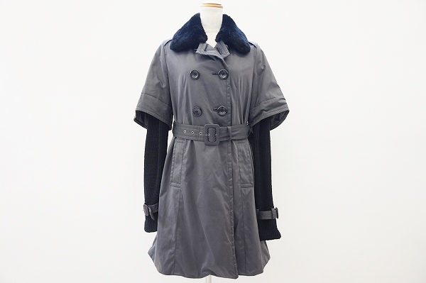 ジェイプレス 中綿コート