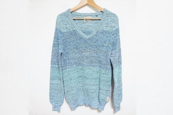 スコッチ&ソーダ Vネックセーター