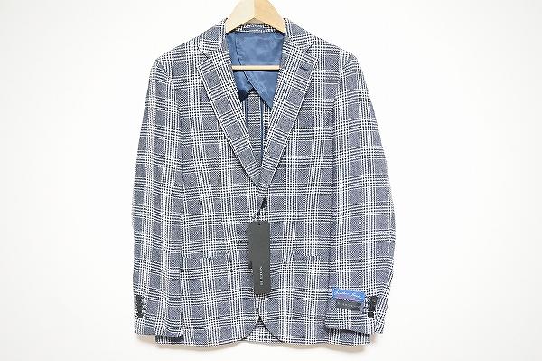 ヒルトン シングル2B本切羽リングジャケット