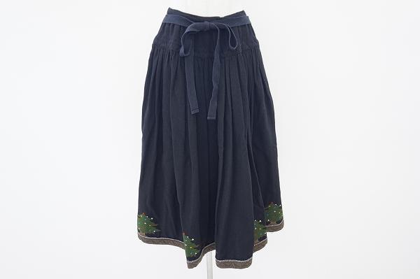 ピンクハウス もみの木スカート